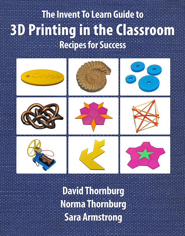 Book cover 3D Printing in the Classroom