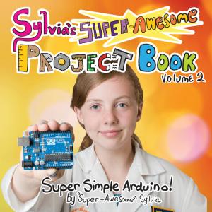 Book cover Super Awesome Sylvia